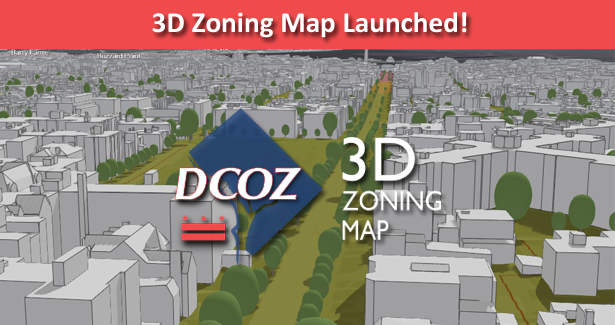 3D Zoning Map Launched