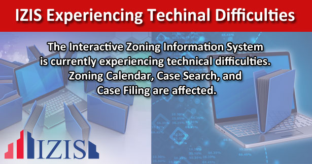 IZIS Experiencing Technical Difficulties