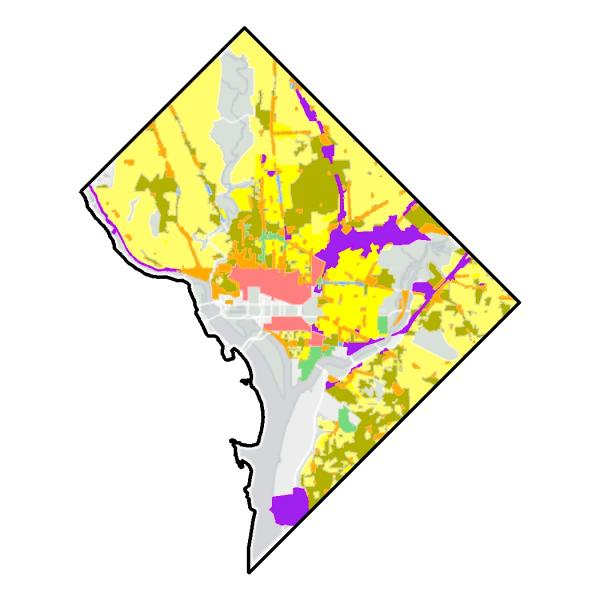 Zoning Maps of the District of Columbia | dcoz on