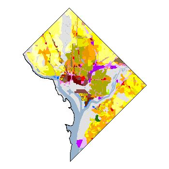 Dc Zoning Map Summary Zoning Maps | dcoz Dc Zoning Map