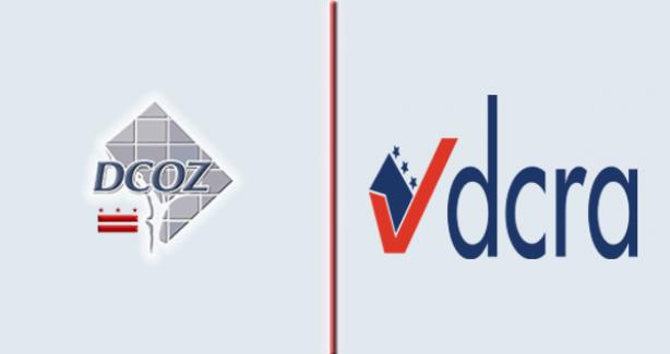 DCRA & DCOZ Logos