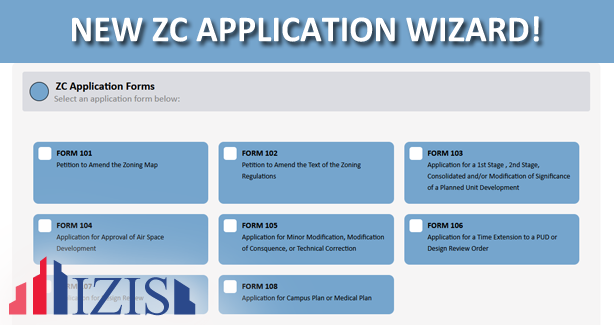 ZC Forms Updated